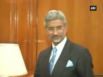 News video: Foreign Secretary Dr S Jaishankar meets EAM Sushma Swaraj
